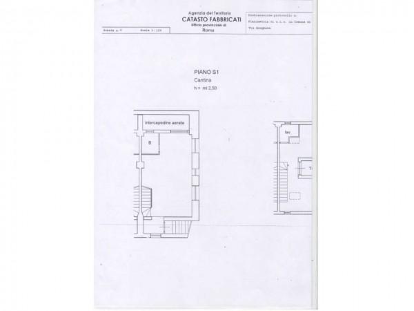 Casa indipendente in vendita a Roma, Anagnina, 250 mq - Foto 5