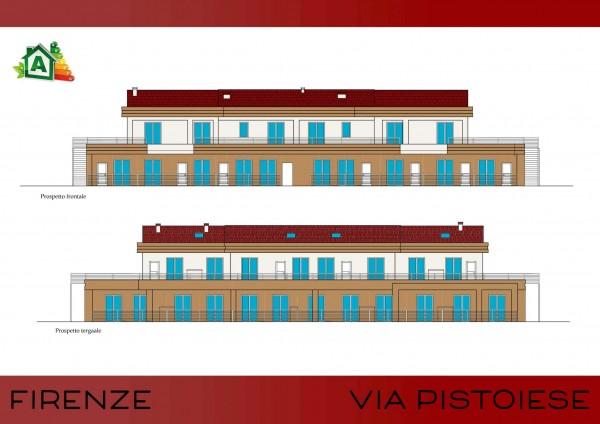 Casa indipendente in vendita a Firenze, Via Pistoiese, Con giardino, 75 mq - Foto 2