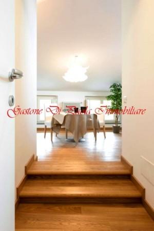 Appartamento in vendita a Bollate, Centro Storico, Con giardino, 87 mq