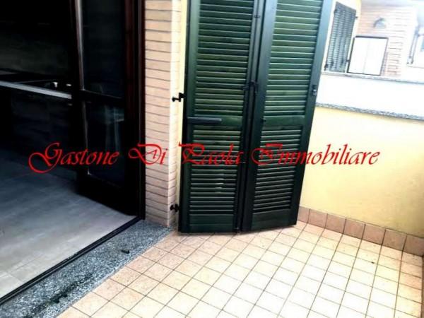 Appartamento in vendita a Cesate, Stazione, Arredato, con giardino, 79 mq - Foto 5