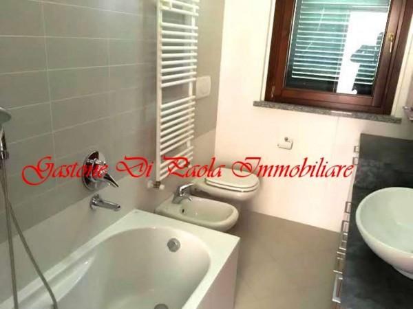 Appartamento in vendita a Cesate, Stazione, Arredato, con giardino, 79 mq - Foto 3