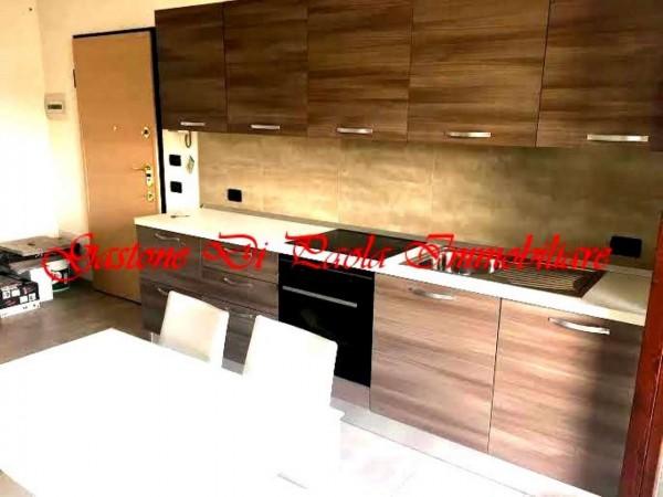 Appartamento in vendita a Cesate, Stazione, Arredato, con giardino, 79 mq - Foto 11
