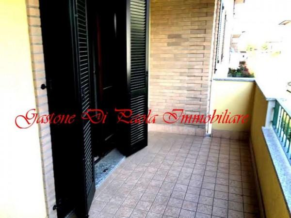 Appartamento in vendita a Cesate, Stazione, Arredato, con giardino, 79 mq - Foto 4