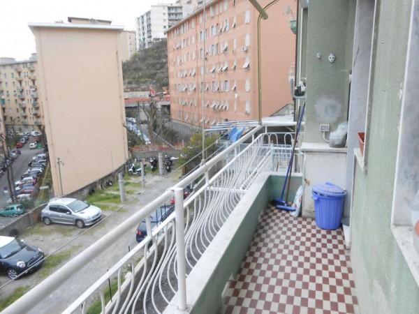 Appartamento in vendita a Genova, Adiacenze Piazza Rotonda, 95 mq - Foto 5