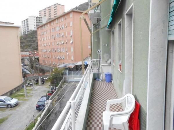 Appartamento in vendita a Genova, Adiacenze Piazza Rotonda, 95 mq - Foto 6
