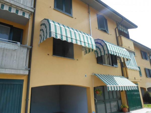 Villa in vendita a Sant'Angelo Lodigiano, Residenziale, Con giardino, 165 mq