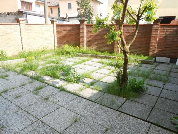 Villa in vendita a Sant'Angelo Lodigiano, Residenziale, Con giardino, 165 mq - Foto 24