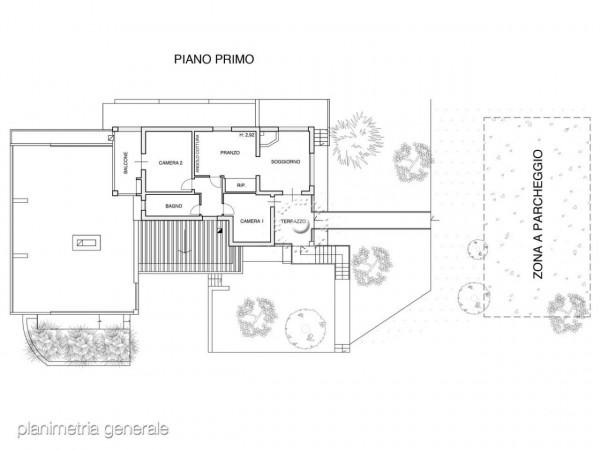Appartamento in affitto a Bagno a Ripoli, Arredato, con giardino, 92 mq - Foto 2