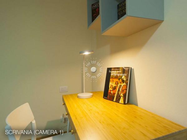 Appartamento in affitto a Bagno a Ripoli, Arredato, con giardino, 92 mq - Foto 15