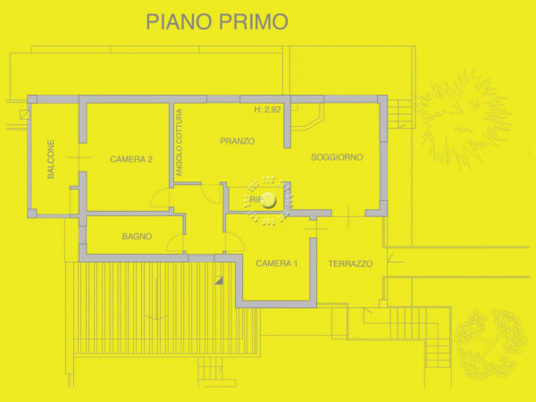 Appartamento in affitto a Bagno a Ripoli, Arredato, con giardino, 92 mq - Foto 33