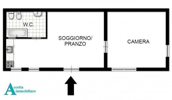Appartamento in vendita a Taranto, Residenziale, 55 mq - Foto 2