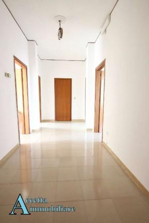 Appartamento in affitto a Taranto, Residenziale, Con giardino, 130 mq - Foto 10