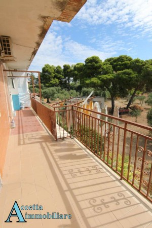 Appartamento in affitto a Taranto, Residenziale, Con giardino, 130 mq - Foto 4
