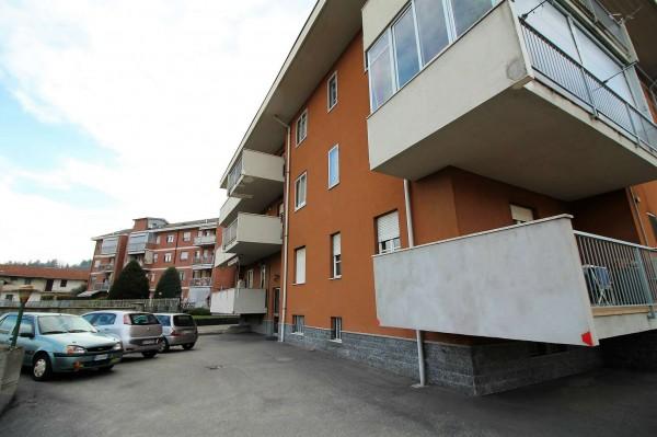 Appartamento in vendita a Avigliana, Centro, Con giardino, 80 mq