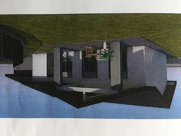 Villa in vendita a Besozzo, Con giardino, 110 mq