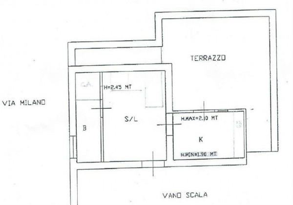 Appartamento in affitto a Ciampino, Arredato, con giardino, 40 mq - Foto 2