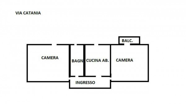 Appartamento in affitto a Roma, Bologna, Arredato, 55 mq - Foto 2