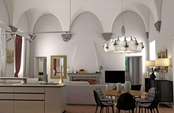 Rustico/Casale in vendita a Firenze, Castello, Con giardino, 190 mq