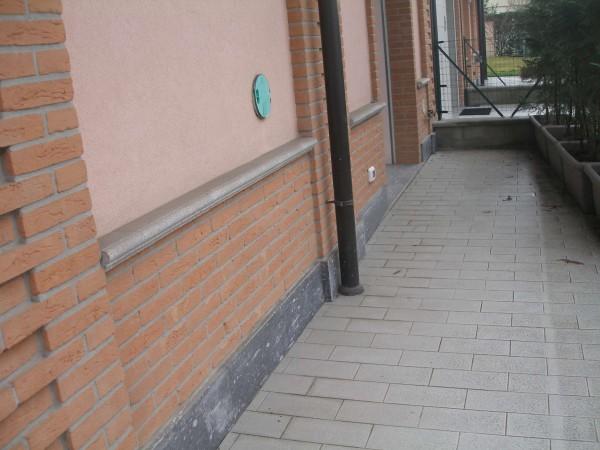 Appartamento in vendita a Cernusco sul Naviglio, Con giardino, 75 mq