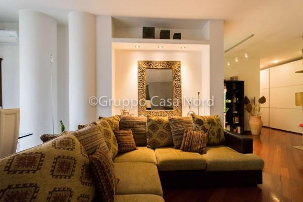 Appartamento in vendita a Cernusco sul Naviglio, Isola Perdonale, 110 mq