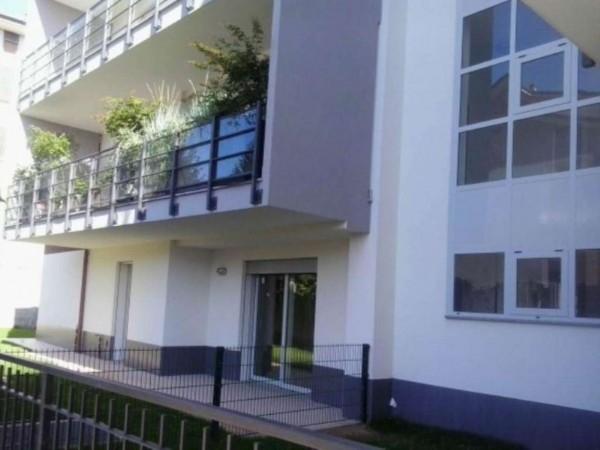 Appartamento in vendita a Cernusco sul Naviglio, Con giardino, 117 mq - Foto 22