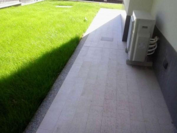 Appartamento in vendita a Cernusco sul Naviglio, Con giardino, 117 mq - Foto 7