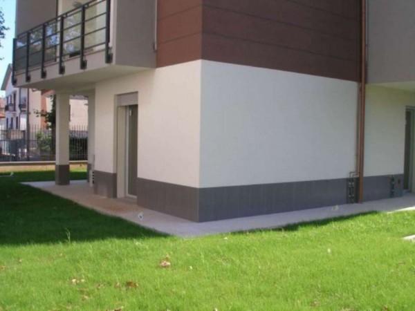 Appartamento in vendita a Cernusco sul Naviglio, Con giardino, 117 mq - Foto 18
