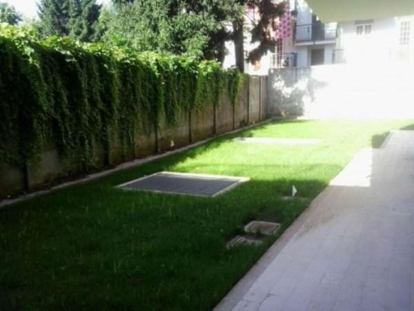 Appartamento in vendita a Cernusco sul Naviglio, Con giardino, 117 mq - Foto 20