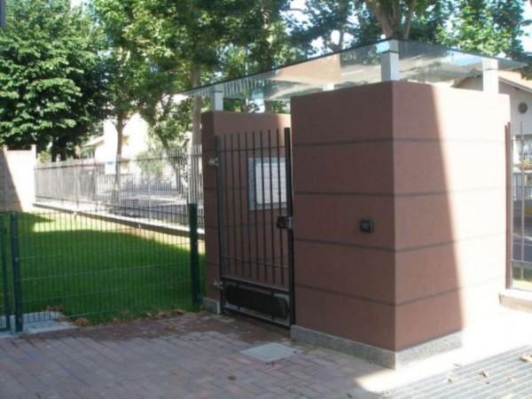 Appartamento in vendita a Cernusco sul Naviglio, Con giardino, 117 mq - Foto 14
