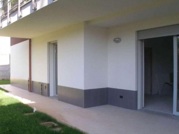 Appartamento in vendita a Cernusco sul Naviglio, Con giardino, 117 mq - Foto 21