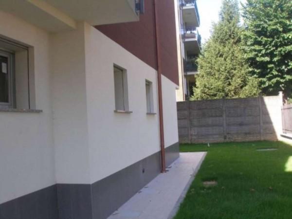Appartamento in vendita a Cernusco sul Naviglio, Con giardino, 117 mq - Foto 13