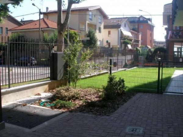 Appartamento in vendita a Cernusco sul Naviglio, Con giardino, 117 mq - Foto 19