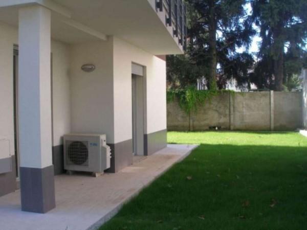 Appartamento in vendita a Cernusco sul Naviglio, Con giardino, 117 mq - Foto 23