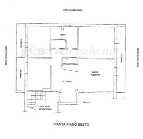 Appartamento in vendita a Scandicci, Casellina, 101 mq - Foto 2