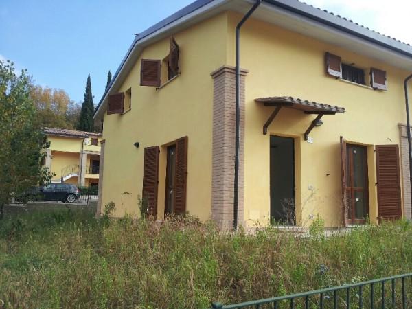 Villetta a schiera in vendita a Perugia, San Marco, Con giardino, 220 mq - Foto 7