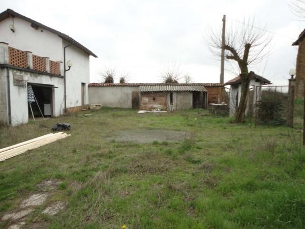 Villetta a schiera in vendita a Alessandria, Mandrogne, Con giardino, 100 mq
