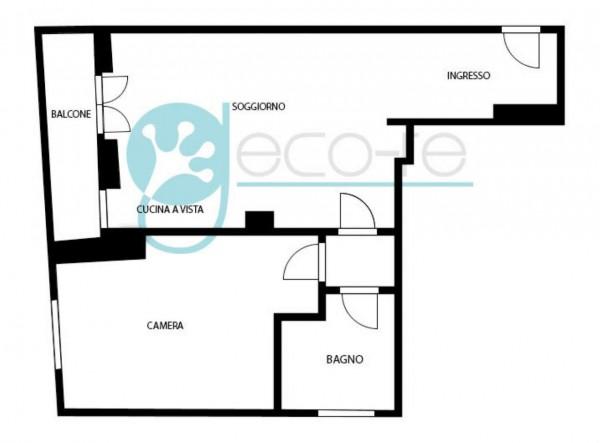 Appartamento in affitto a Milano, Gambara, Arredato, 50 mq