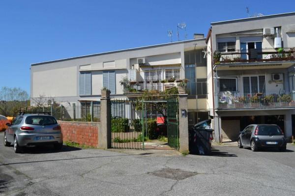Appartamento in vendita a Roma, Tor Cervara Rebibbia, Con giardino, 100 mq