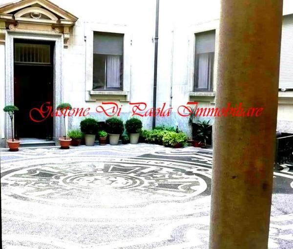 Appartamento in affitto a Milano, Piazza Castello, Con giardino, 120 mq