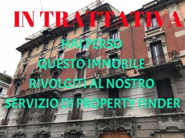 Appartamento in vendita a Milano, Risorgimento, 110 mq