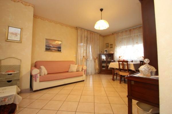 Appartamento in vendita a Torino, Barriera Di Milano, Con giardino, 100 mq