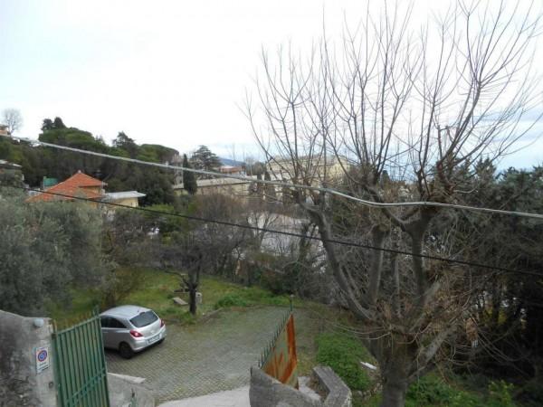 Appartamento in vendita a Genova, Adiacenze Via Piaggio, Con giardino, 117 mq - Foto 16