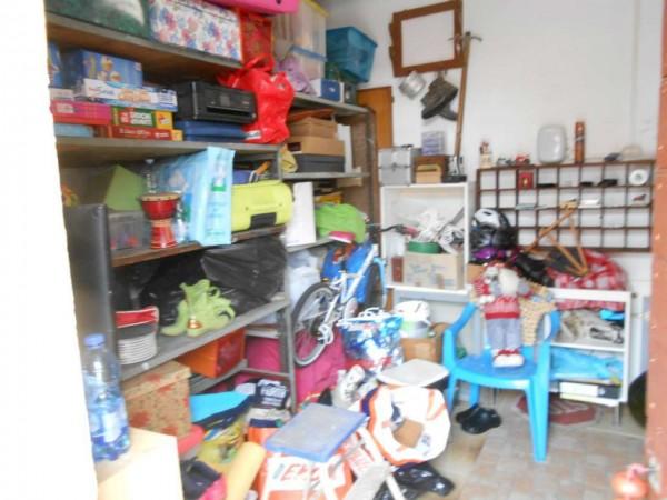 Appartamento in vendita a Genova, Adiacenze Via Piaggio, Con giardino, 117 mq - Foto 27