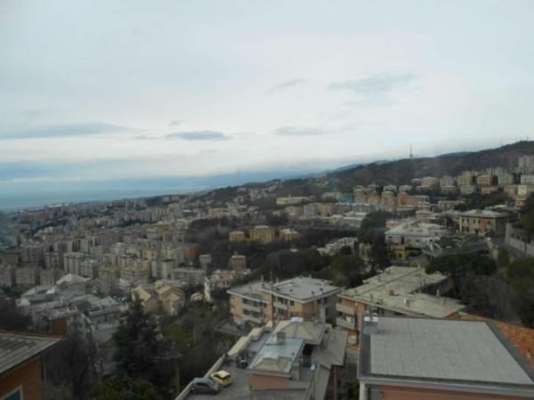 Appartamento in vendita a Genova, Adiacenze Via Piaggio, Con giardino, 117 mq - Foto 4