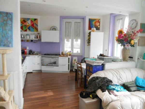 Appartamento in vendita a Genova, Adiacenze Via Piaggio, Con giardino, 117 mq - Foto 76
