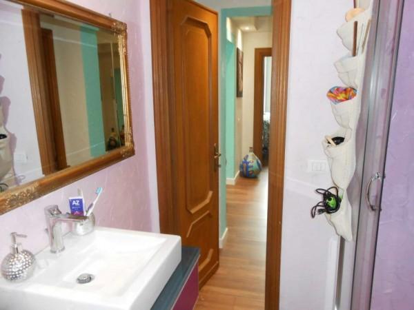 Appartamento in vendita a Genova, Adiacenze Via Piaggio, Con giardino, 117 mq - Foto 68