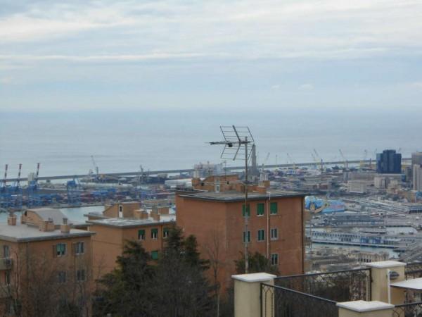 Appartamento in vendita a Genova, Adiacenze Via Piaggio, Con giardino, 117 mq - Foto 9