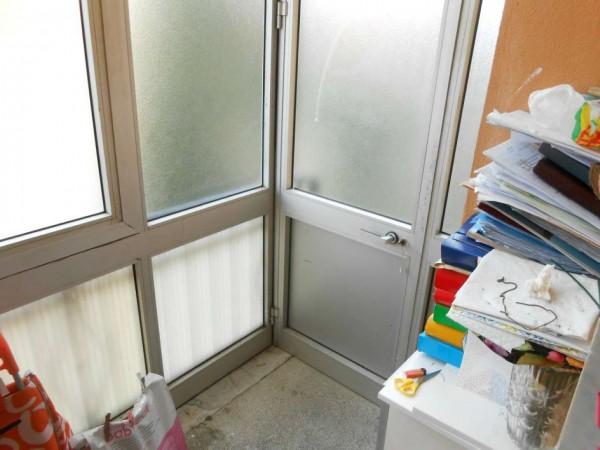 Appartamento in vendita a Genova, Adiacenze Via Piaggio, Con giardino, 117 mq - Foto 65