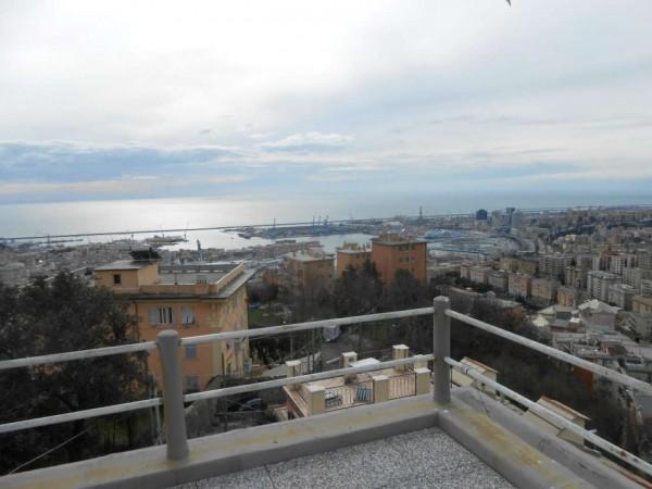 Appartamento in vendita a Genova, Adiacenze Via Piaggio, Con giardino, 117 mq - Foto 18
