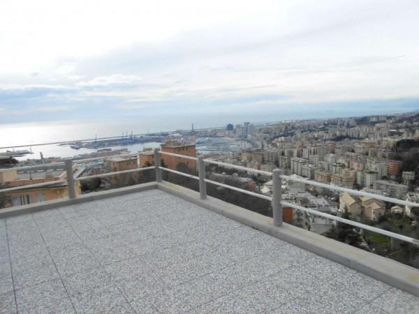 Appartamento in vendita a Genova, Adiacenze Via Piaggio, Con giardino, 117 mq - Foto 62